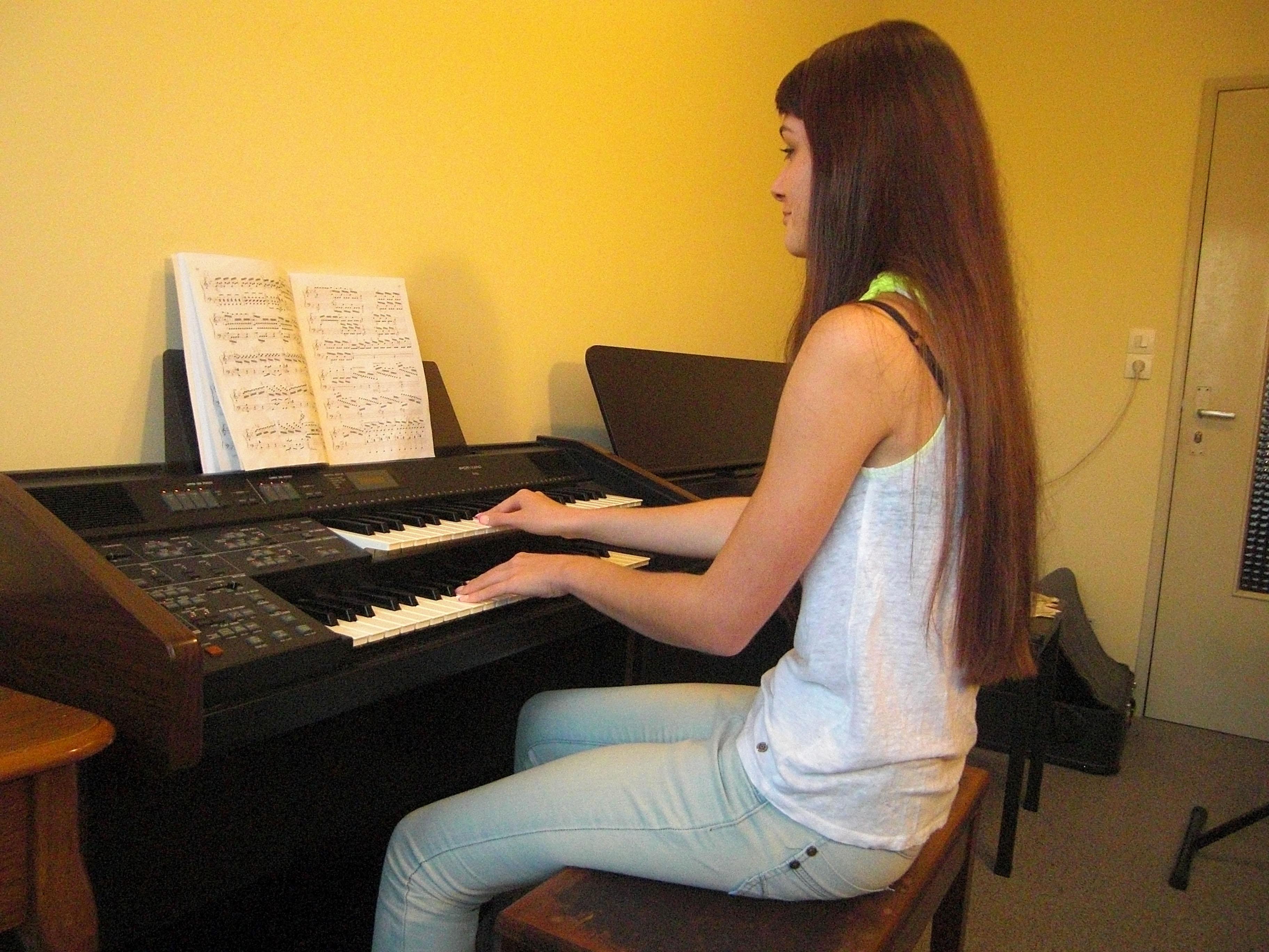 lauriane orgue